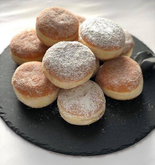 Kreppel – oder doch Berliner Pfannkuchen?