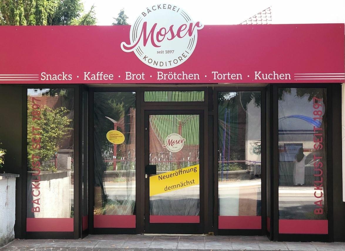 Neuer Moser Shop in Riedstadt